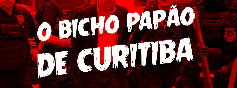 O bicho-papão de Curitiba