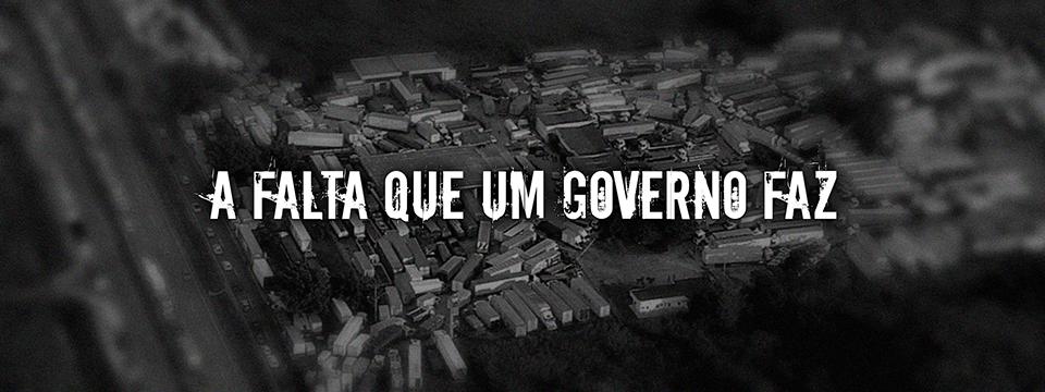 A falta que um governo faz