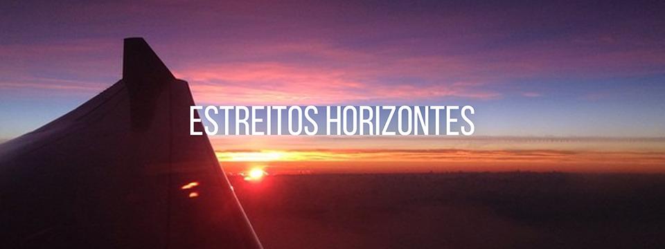 Estreitos horizontes