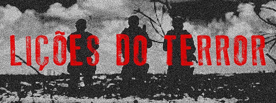 Lições do terror