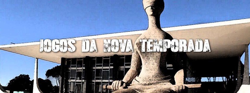 JOGOS DA NOVA TEMPORADA