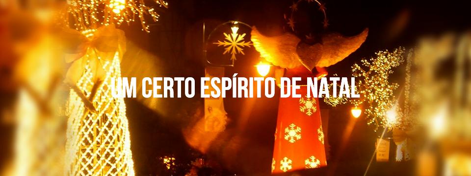 Um certo espírito de Natal